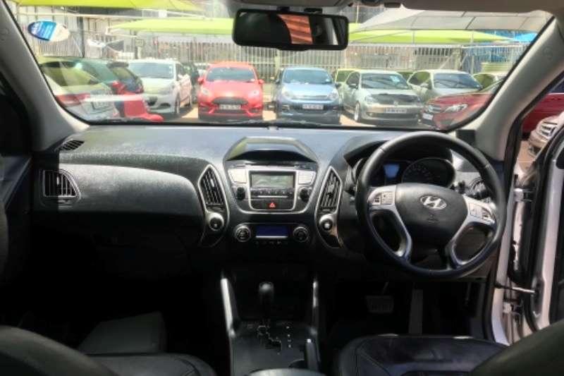 Hyundai Ix35 2.0CRDi 4WD Elite Special Edition 2011