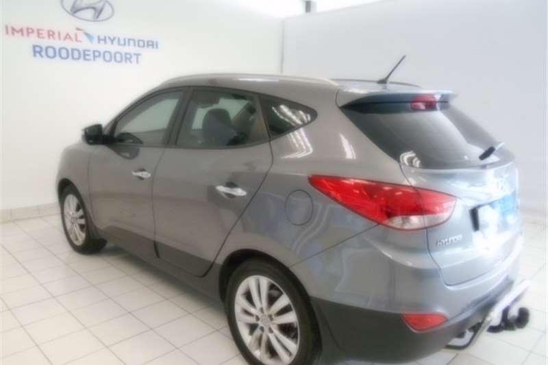 Hyundai Ix35 2.0CRDi 4WD GLS Limited 2011