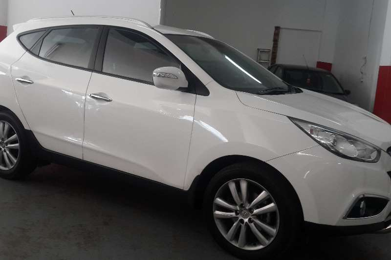 Hyundai Ix35 2.0CRDi Elite 2013