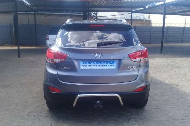 Hyundai Ix35 2.0CRDi Executive 2013