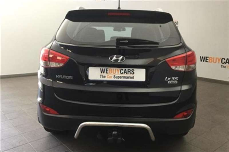 Hyundai Ix35 2.0CRDi GLS Limited 2012