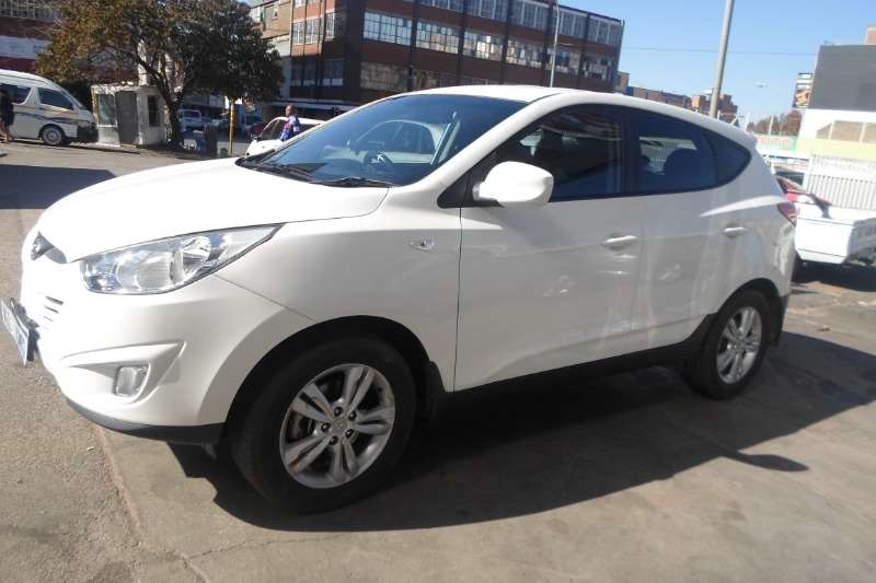 2009 Hyundai ix35 2.0 Executive