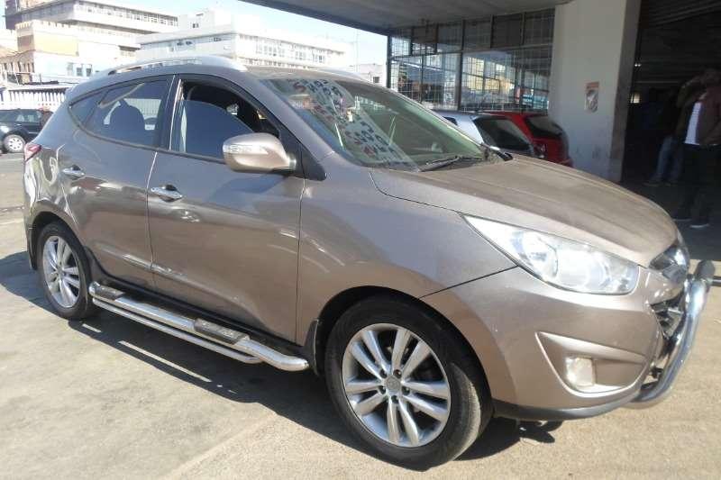 2013 Hyundai ix35 2.0 Executive Special Edition