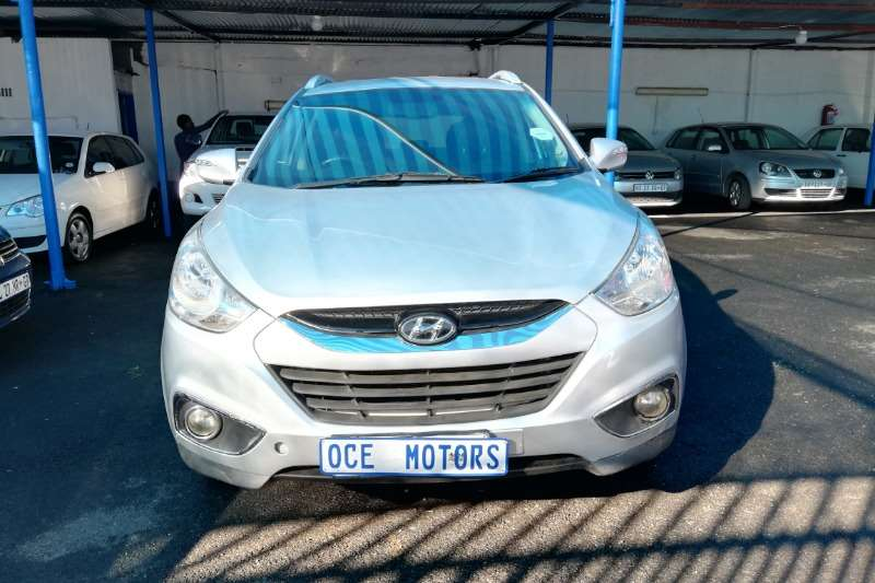 2011 Hyundai ix35 2.0 Executive auto