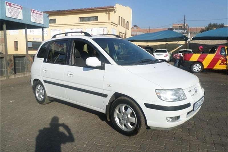 2005 Hyundai Matrix
