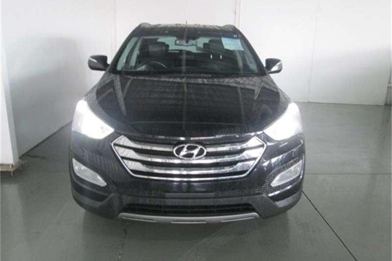 Hyundai Santa FE 2.2CRDi Premium 2015