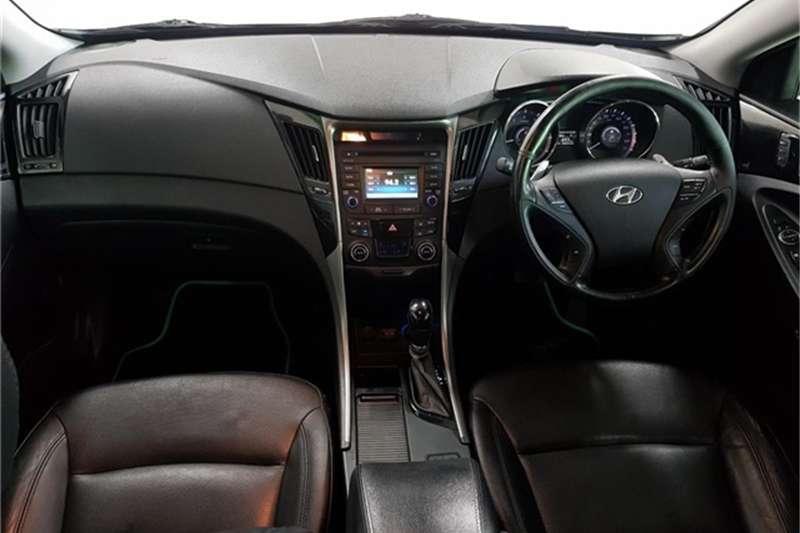 Hyundai Sonata 2.4 Elite 2015
