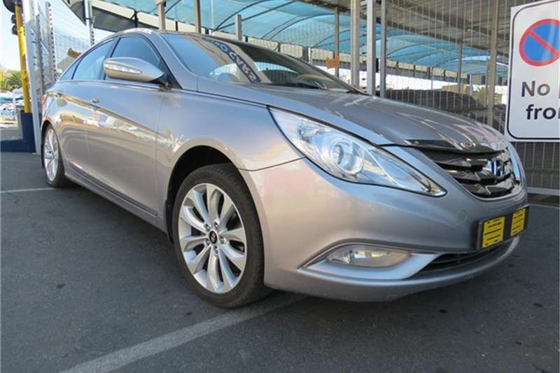 2011 Hyundai Sonata 2.4 GLS Executive