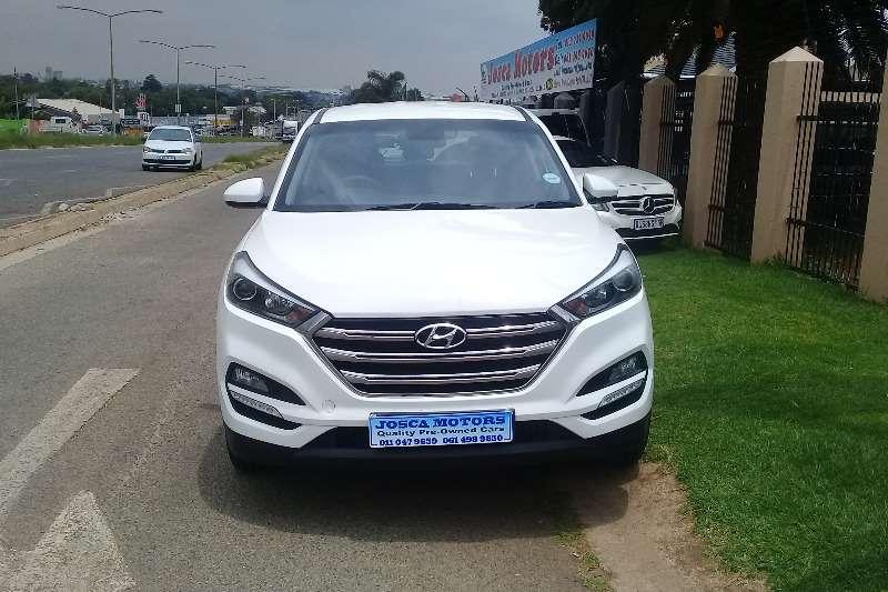 Hyundai Tucson 1.6TGDi Executive 2017