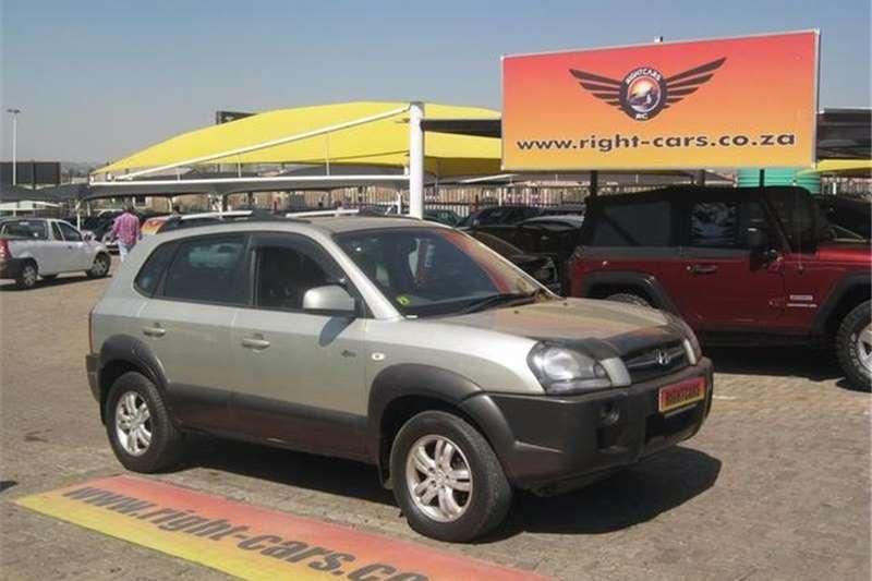 Hyundai Tucson 2.0 CRDi 2006