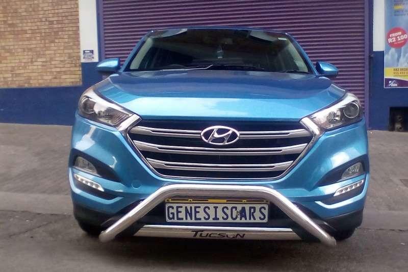 2017 Hyundai Tucson 1.6TGDi Executive