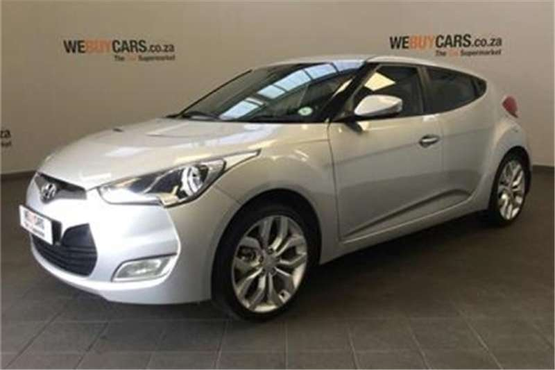 Hyundai Veloster 1.6 Executive 2014