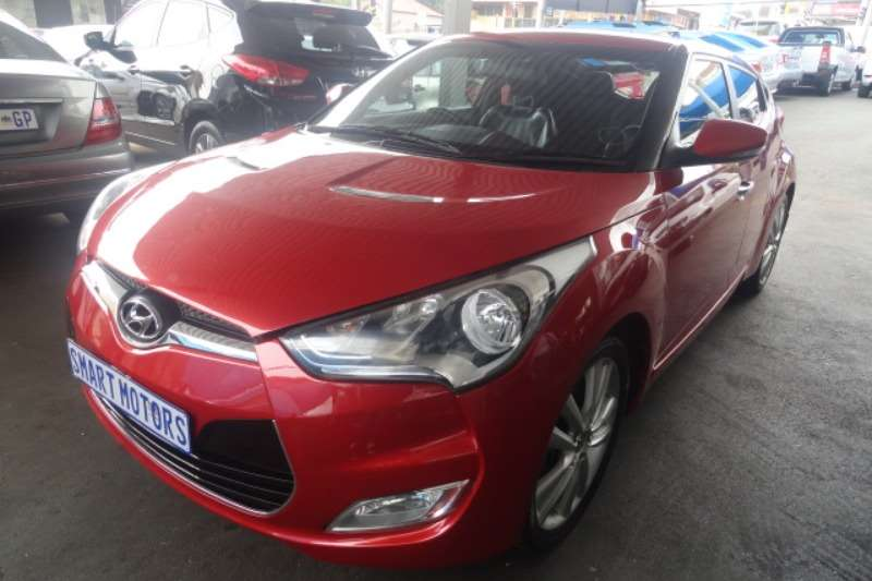 Hyundai Veloster 1.6 Executive auto 2013