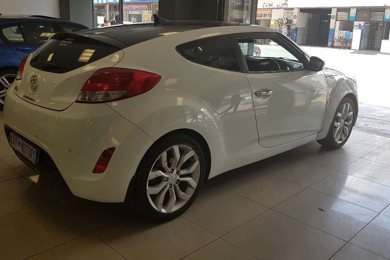 2016 Hyundai Veloster 1.6 Executive