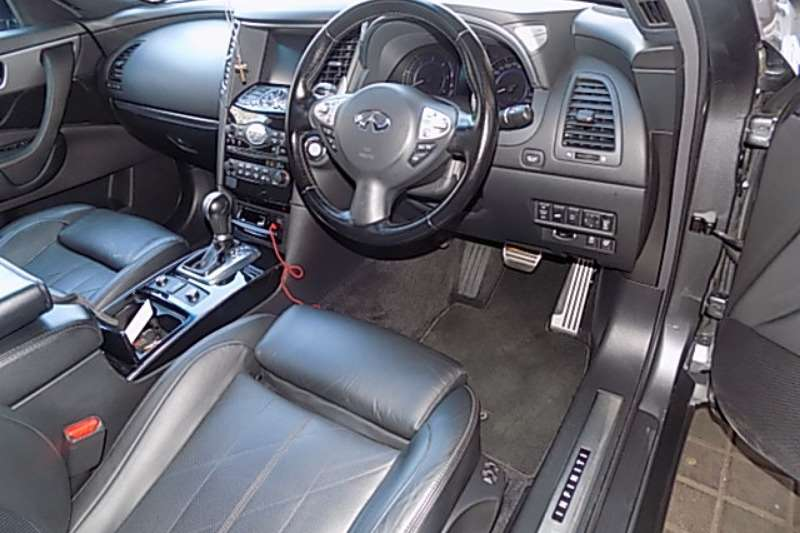 Infiniti QX70 3.0d GT Premium 2014