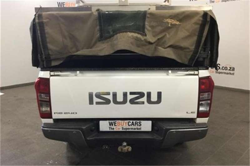 Isuzu KB 240 LE 2013