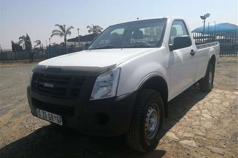 Isuzu KB 250 Fleetside 2011
