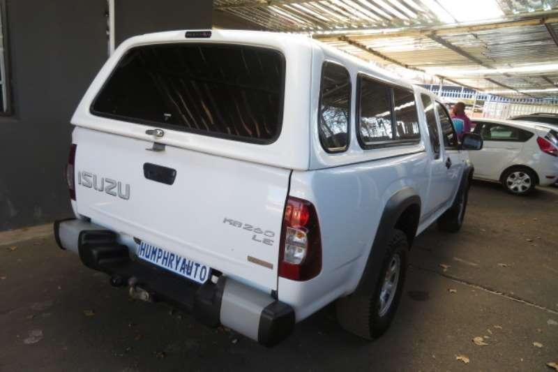 Isuzu KB 250D Teq 2011