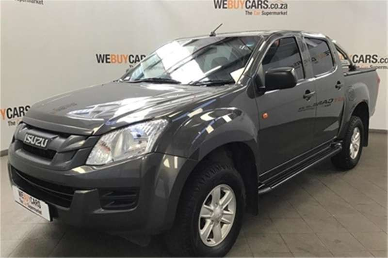 Isuzu KB 250D-Teq double cab Fleetside 2015