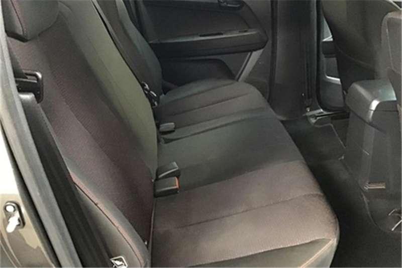 Isuzu KB 250D Teq double cab Fleetside 2015