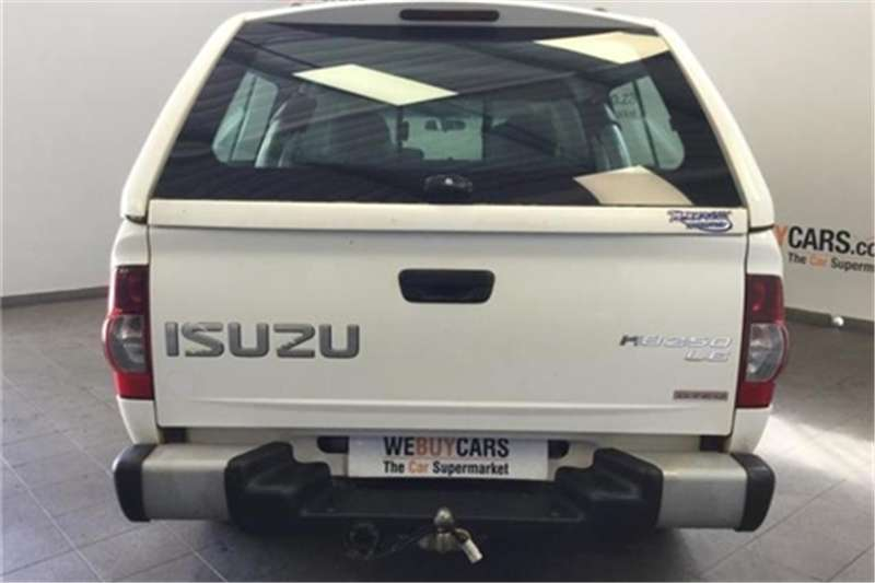 Isuzu KB 250D Teq double cab LE 2010