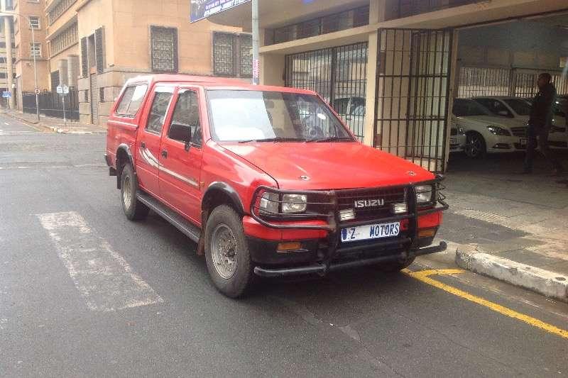Isuzu KB 250D Teq double cab X Rider 1994