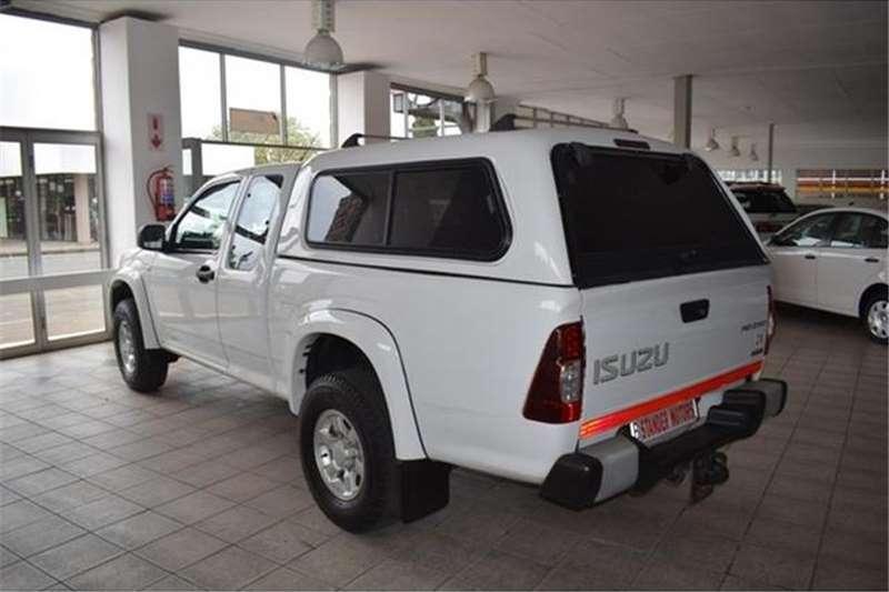 Isuzu KB 250D Teq Extended cab LE 2011