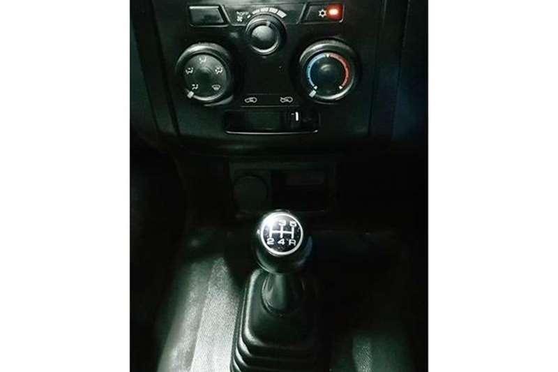 Isuzu KB 250D Teq Fleetside 2017