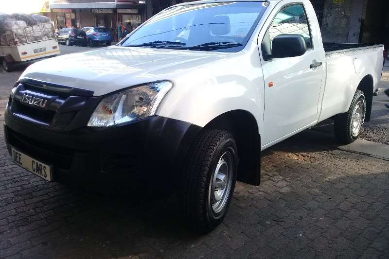 Isuzu KB 250D Teq Single Cab 2014