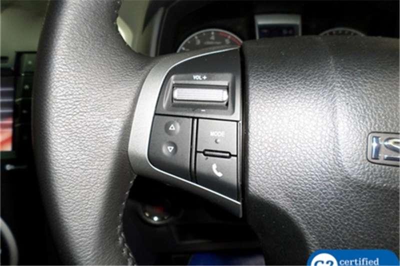 Isuzu KB 300D Teq double cab 4x4 LX auto 2016