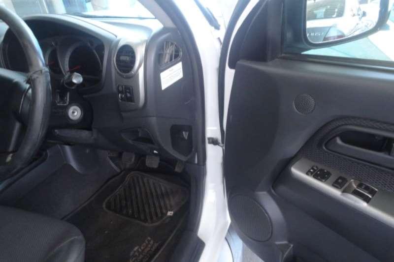 Isuzu KB 300D Teq Extended cab LE 2012