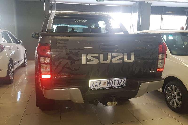 2014 Isuzu KB double cab