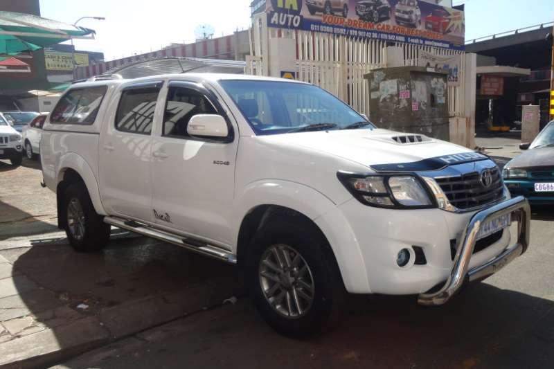 2013 Isuzu KB double cab