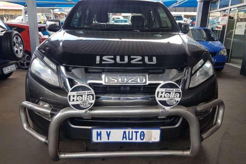 Isuzu KB Double Cab KB 250 D TEQ HO HI RIDER 4X4 P/U D/C 2014