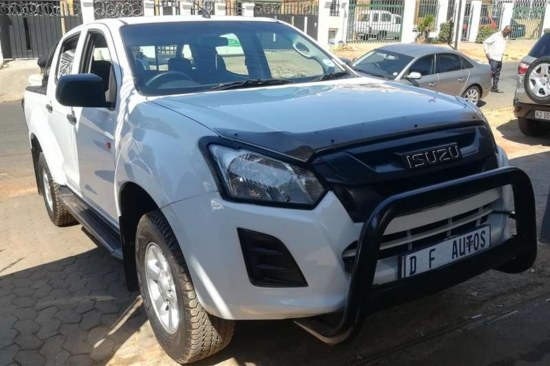 2016 Isuzu Kb Double Cab Kb 250 D Teq Ho Le Pu D C Cars For Sale In