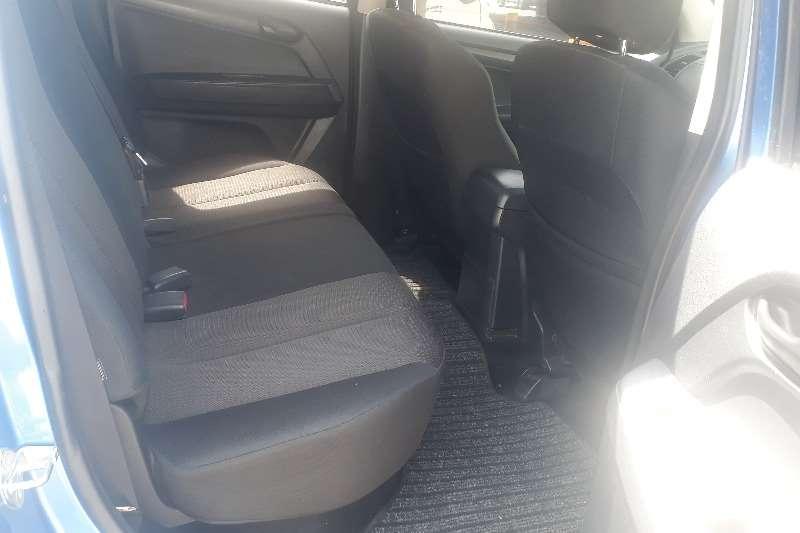 Isuzu KB Double Cab KB 250 D TEQ HO X RIDER P/U D/C 2013