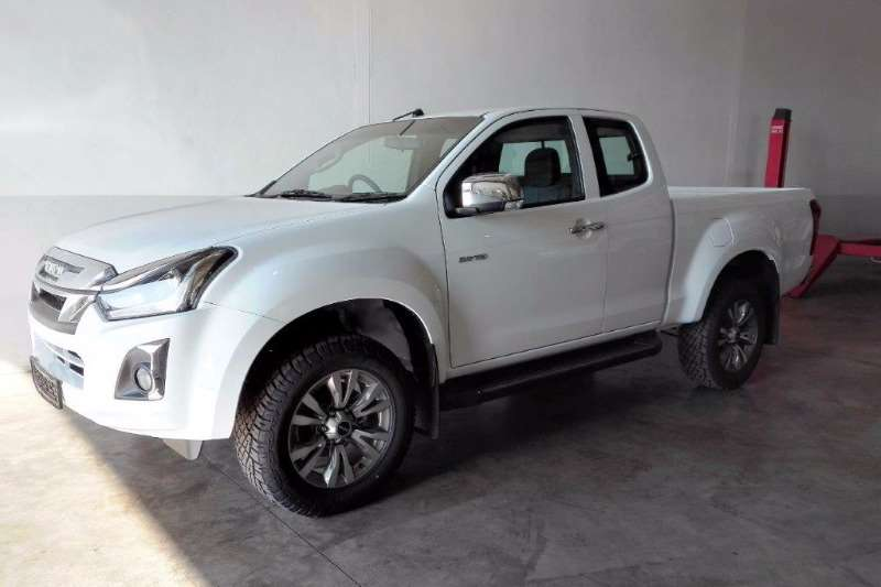 2019 Isuzu KB single cab