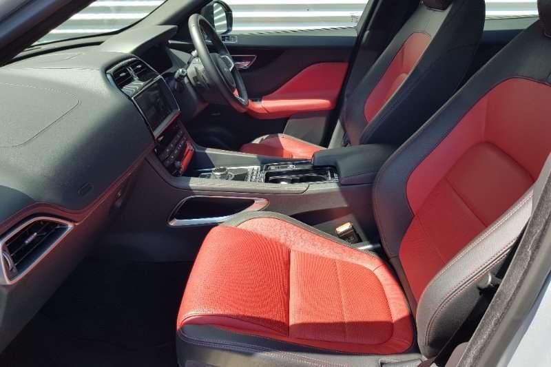 2017 Jaguar F-Pace 20d AWD R Sport