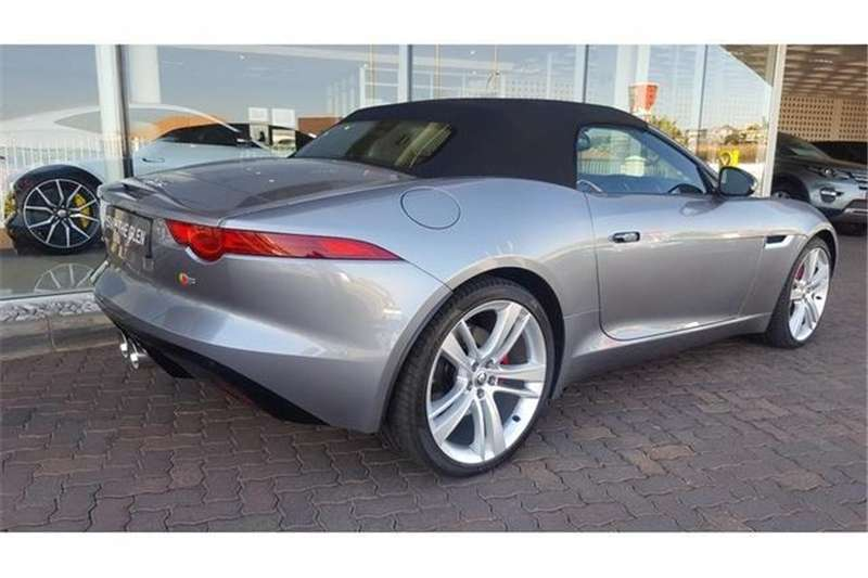 2014 jaguar f type convertible convertible petrol rwd automatic cars for sale in gauteng. Black Bedroom Furniture Sets. Home Design Ideas