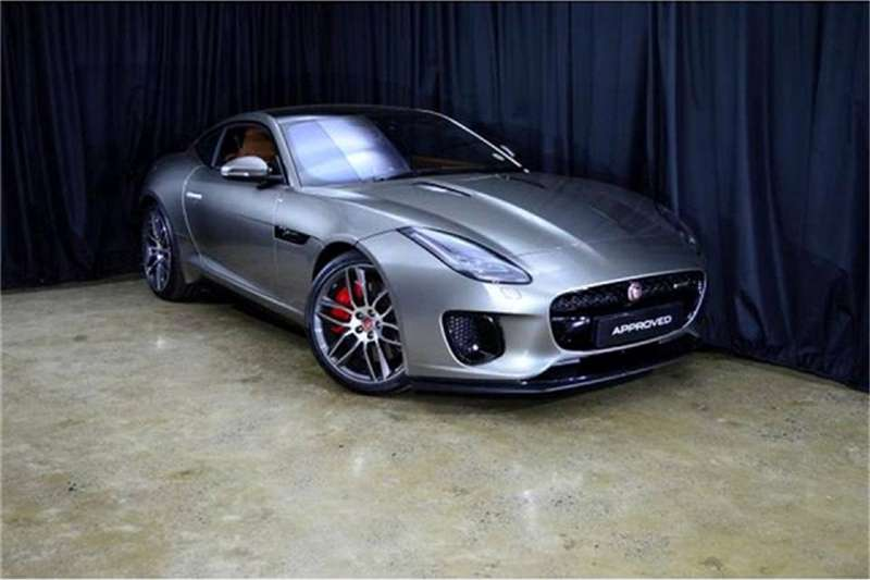 Jaguar F Type Coupe 280kw R Dynamic Auto For Sale In Gauteng Auto Mart