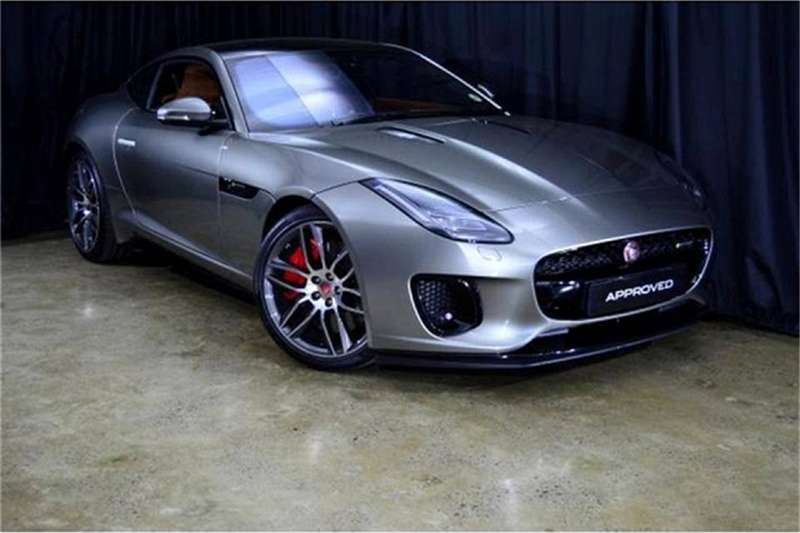 2019 Jaguar F-Type coupe 280kW R Dynamic auto