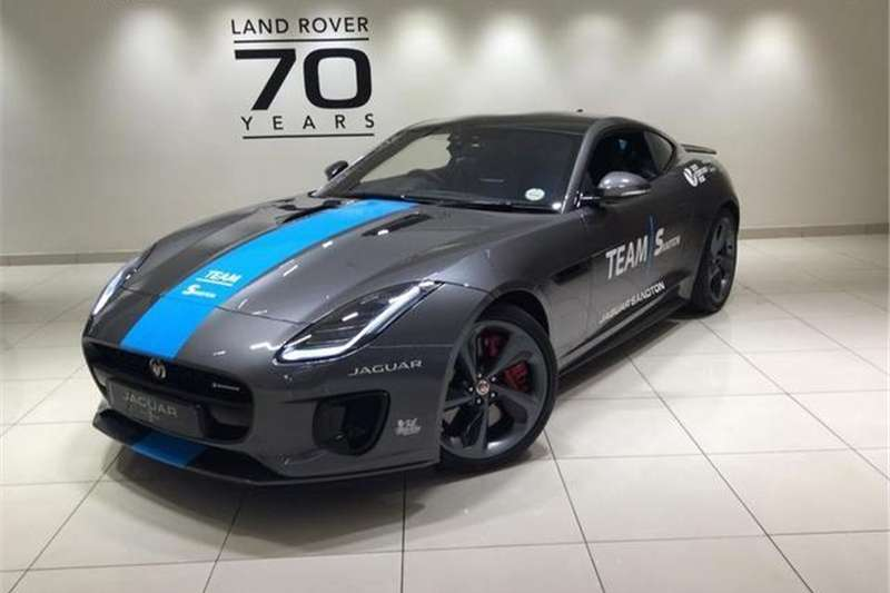2018 Jaguar F-Type coupe 221kW R Dynamic