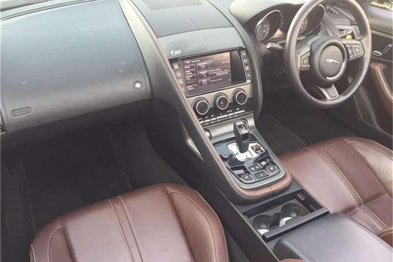 Jaguar F-Type S convertible 2014