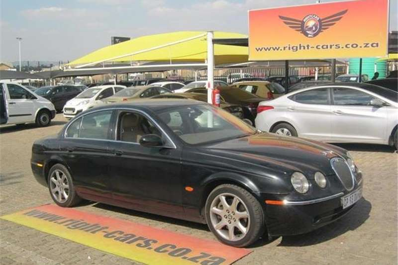 2005 Jaguar S Type 42 V8 Auto Cars For Sale In Gauteng R 59 900