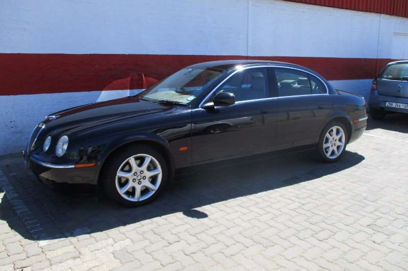2005 Jaguar S Type 42 V8 Auto Cars For Sale In Gauteng R 79 900