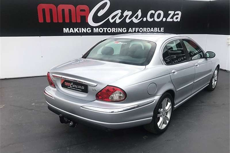 Jaguar X Type 2.2D SE 2006