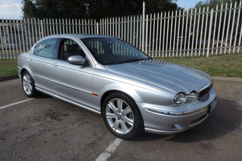 2003 Jaguar X-Type 3.0 SE