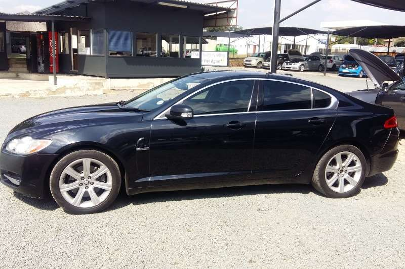 Jaguar XF 3.0 Luxury 2009