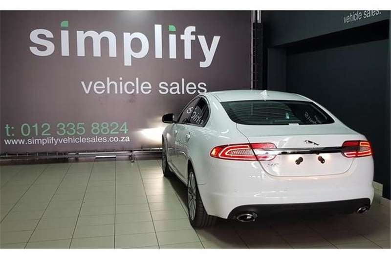 Jaguar XF 3.0 Supercharged Premium Luxury 2014