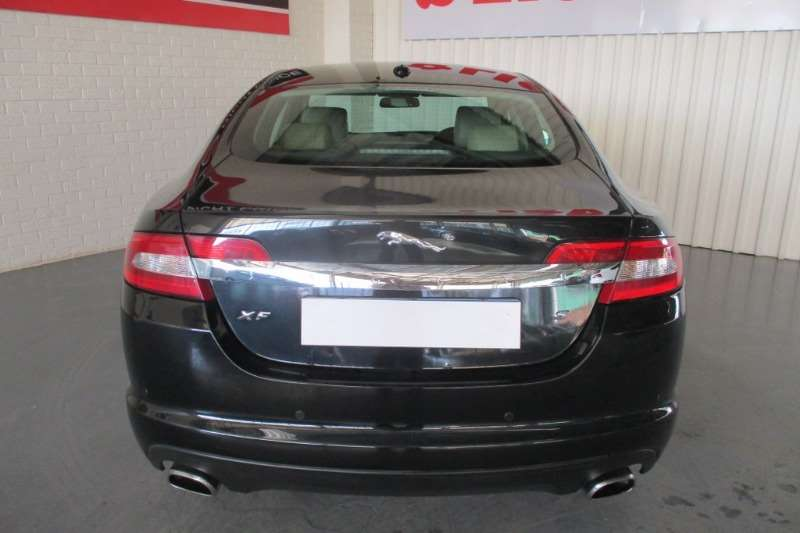 Jaguar XF 3.0D S Premium Luxury 2009
